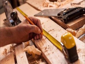 Carpentry and woodworking